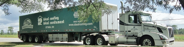 Ideal Roofing Trailer